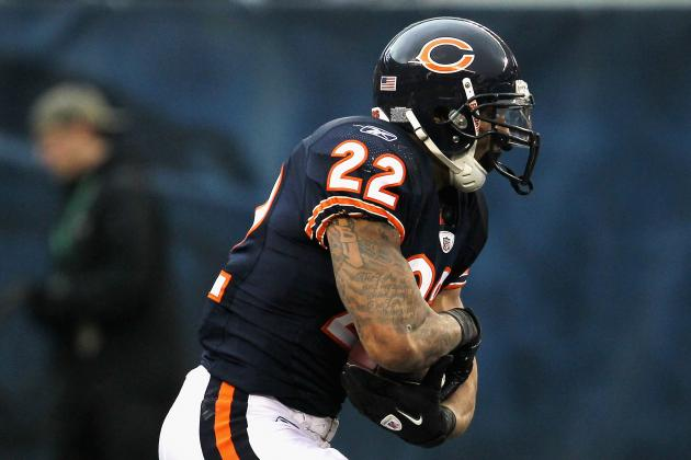 Matt Forte Needs to Sign His Tender and Get to Bears Camp