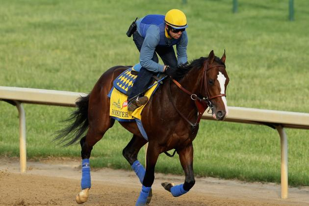 Preakness 2012 Horses: Why Bodemeister Will Spoil This Year's Triple Crown Run