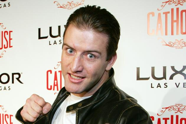 Stephan Bonnar Wants to Coach the Ultimate Fighter Opposite Forrest Griffin