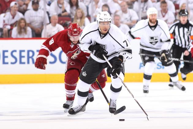 Kings vs. Coyotes Game 2: Keys for Los Angeles to Take Control of Series