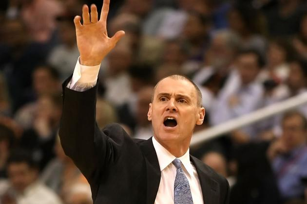 Rick Carlisle, Dallas Mavericks Agree to 4-Year Contract