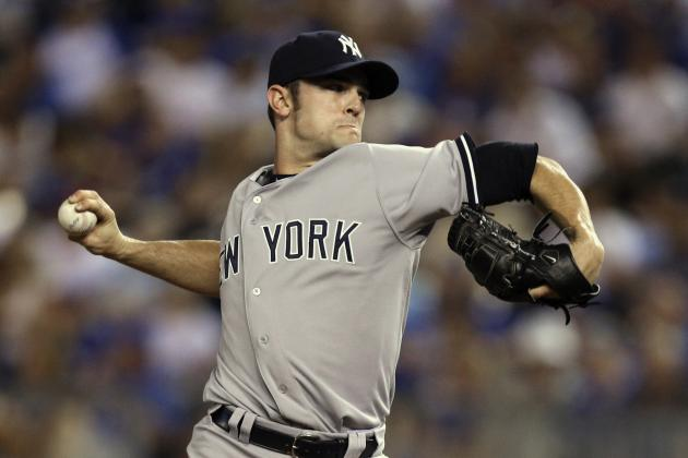 New York Yankees: David Robertson Lands on DL as Bullpen Takes Another Blow
