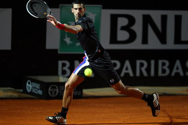 ATP Internazionali BNL D'Italia 2012: Daily Schedule, TV Info and Live Stream