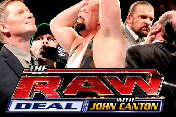 WWE Raw Deal May 14: John Cena Finds His Smile Again