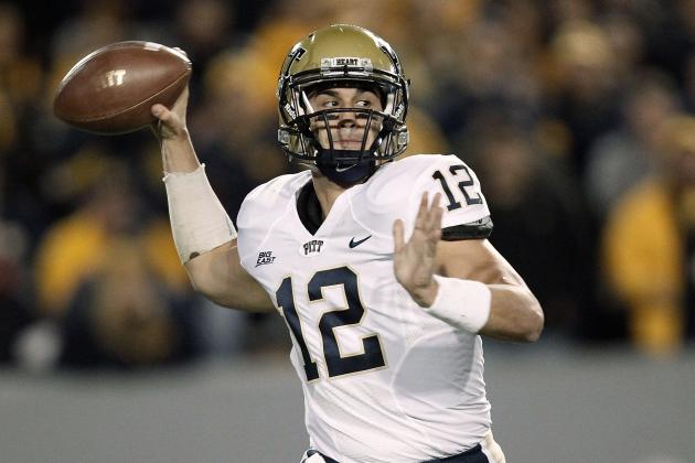 Pitt Panthers Football: Paul Chryst Tabs Tino Sunseri as Starting Quarterback