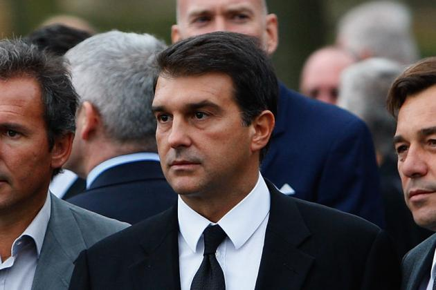Joan Laporta: Tito Vilanova's Election as FC Barcelona Manager Was Rushed
