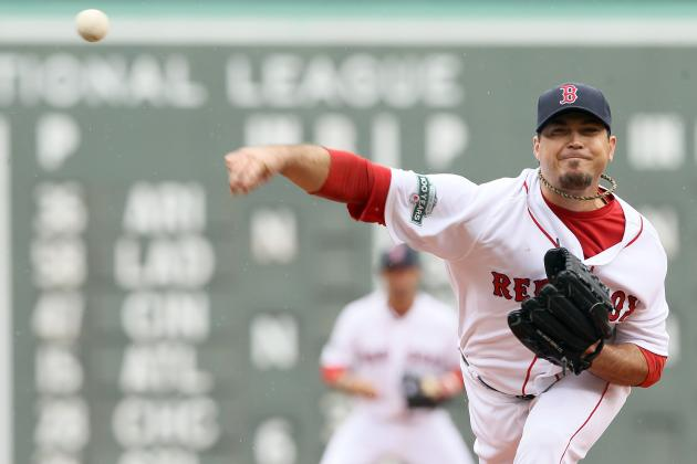 Boston Red Sox: Pitchers Appear to Be Getting in the Right Mindset, Finally