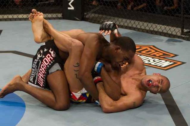 Should Elbows on the Ground Be Illegal in MMA?