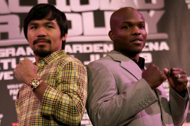 Bradley Will Be Tough but That Won't Be Nearly Enough Against Pacquiao