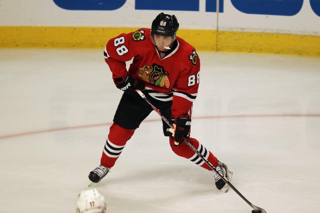 NHL Offseason 2012: Should the Blackhawks Trade Kane After Latest Incident?