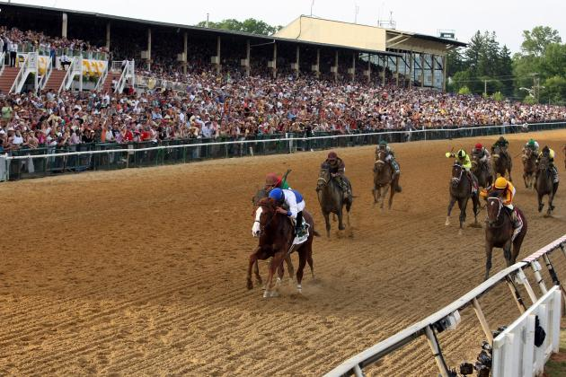 Preakness TV Schedule: Times and Channel Listings for the 137th Preakness