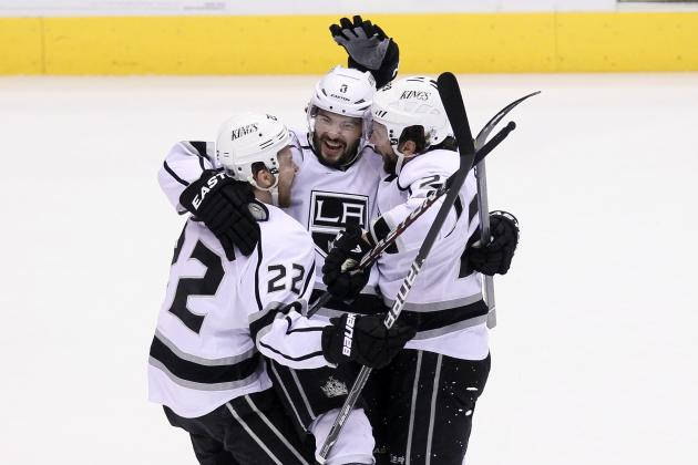Stanley Cup Playoffs 2012: The Los Angeles Kings Are for Real and on a Roll