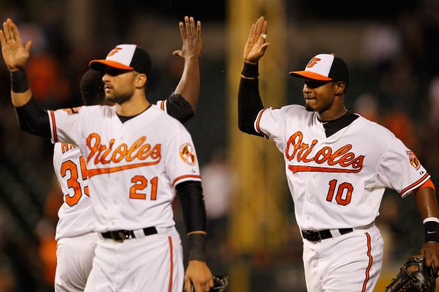 Baltimore Orioles Survive Tough Early May Schedule