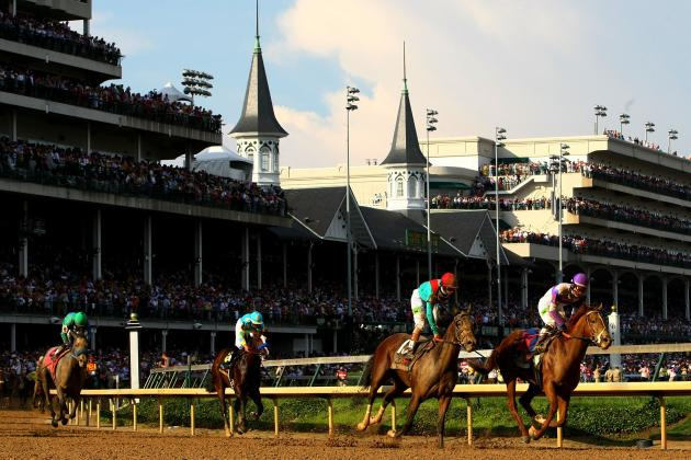 Preakness Stakes 2012: 12 Horses Confirmed and Rearing to Go