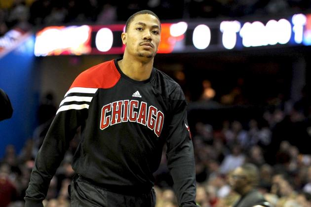 Derrick Rose Injury: Chicago Bulls Star Could Be Out 8 to 12 Months