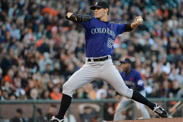 Colorado Rockies: Christian Friedrich Turns Heads, Dexter Fowler on the Outs