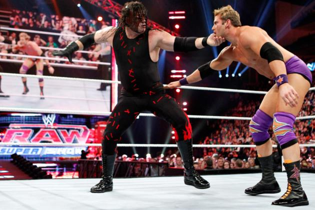 WWE over the Limit: Ryder Must Make the Most of Pre-Show Match Against Kane