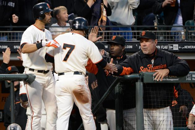 San Francisco Giants Should Yank Angel Pagan out of Center Field