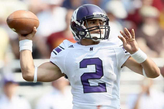 Big Ten Breakdown 2012: Northwestern Wildcats, Part 2, Offense