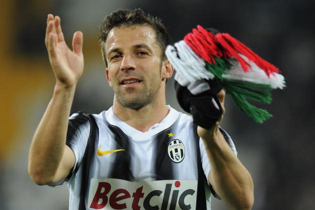 Arsenal Transfer Rumours: Gunners Must Move for Legendary Alessandro Del Piero
