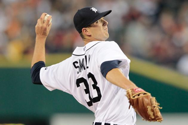 Can Detroit Trust Drew Smyly in the Playoffs If Max Scherzer Never Rebounds?