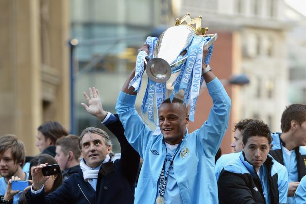 Manchester City Football Club: A Blue Moon Risen