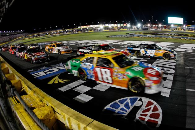 NASCAR Sprint Showdown 2012: Start Time, Lineup, TV Schedule and More