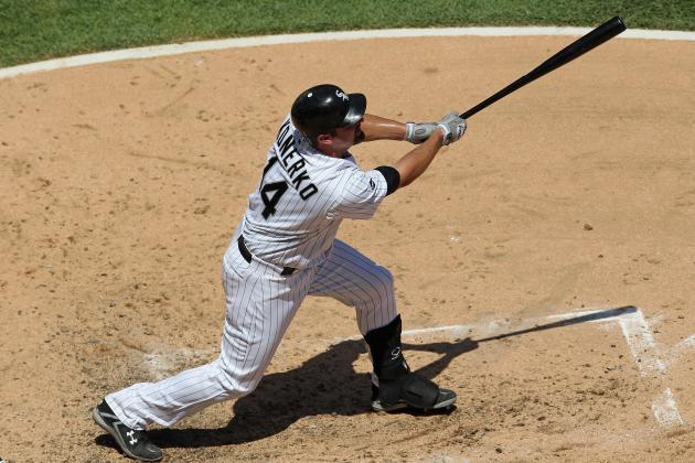Fantasy Baseball 2012: Paul Konerko Is a Top First-Base Option
