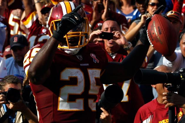 Washington Redskins Should Name Tim Hightower Starter at Running Back