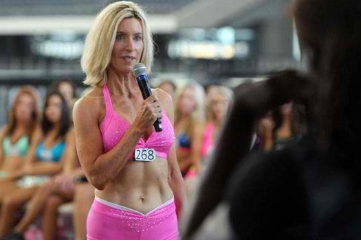 Talking to the Grandmother Who Tried out for Dallas Cowboys Cheerleading Squad
