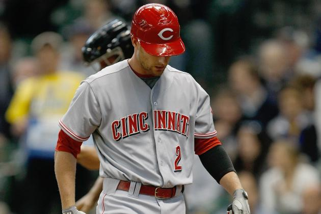Cincinnati Reds Manager Dusty Baker Is Going to Ruin Zack Cozart's Bid for ROY