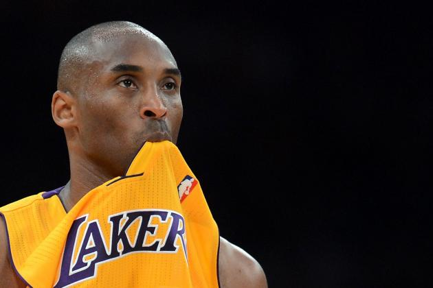 How Kobe Bryant's Competitive Drive Will Keep L.A. Lakers NBA Title Dreams Alive
