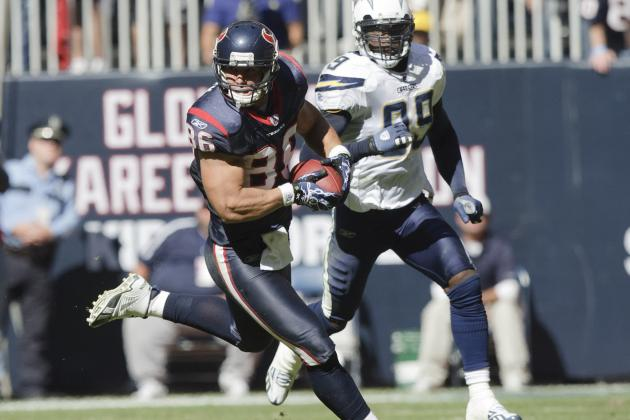 Houston Texans: How James Casey's Utility Role Will Keep Them Moving Forward