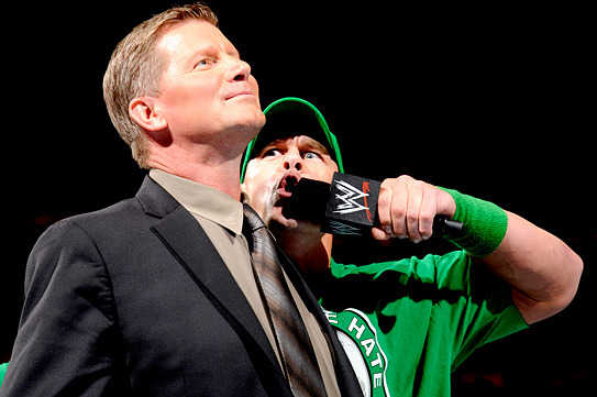 WWE News: John Cena vs John Laurinaitis May Continue After PPV