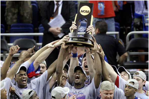 Kansas Jayhawks Basketball: The Story Behind One of the Most Prestigious Program