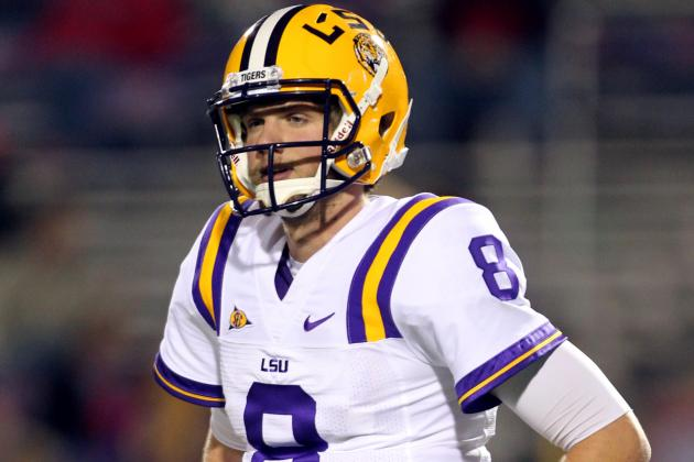 LSU Football: Tigers QB-WR Tandem Snubbed in ESPN Article