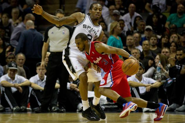Clippers vs. Spurs: X-Factors for Each Team in Game 2