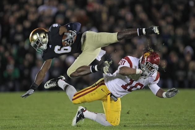 Notre Dame Football: Which Fighting Irish Will Replace Michael Floyd