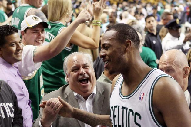 Boston Celtics Should Look to Deal Aging Paul Pierce in the Offseason