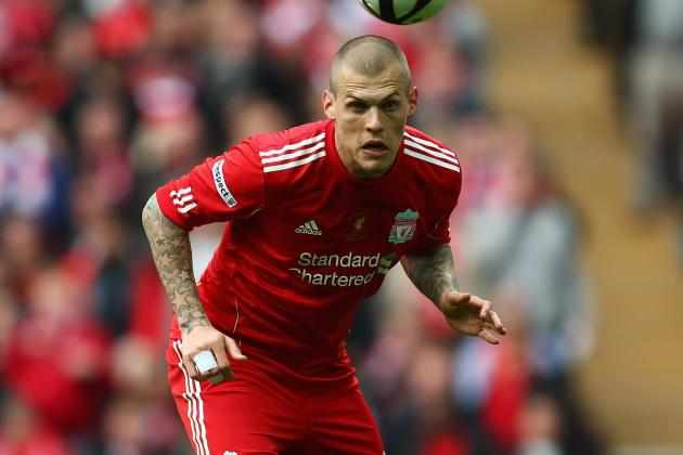 Liverpool Transfer News: Reds in No-Win Situation with Disgruntled Martin Skrtel