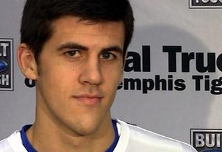 Memphis Tigers' Drew Barham transferring