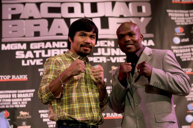 Pacquiao vs. Bradley: Why Pacquiao Has Early Edge