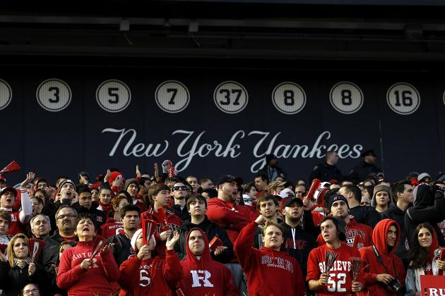 Big Ten Football: Adding Pinstripe Bowl Should Be First of Many Postseason Moves