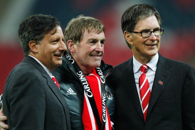 Take Careful Aim FSG, You've Only One Foot Left to Shoot