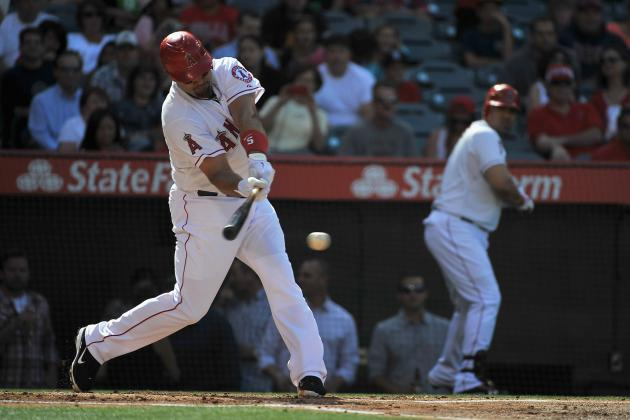 Albert Pujols and the LA Angels: Long-Term Deals for Old Guys Are a Bad Bet
