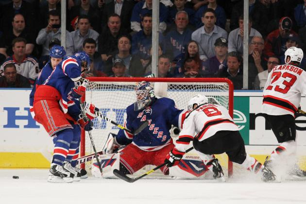 NHL Playoffs 2012: Devils vs. Rangers Game 2: Live Score, Analysis and Reaction