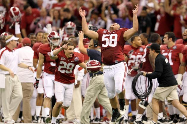 Alabama Football: Dissecting the Tide's 2012 Football Schedule Game-by-Game