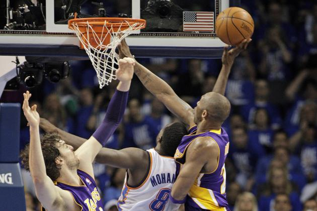 NBA Playoffs 2012: Game 2 Matchups to Watch Between Lakers and Thunder