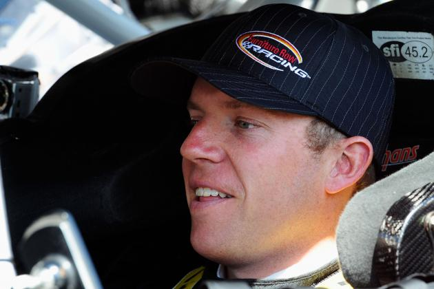 NASCAR's Regan Smith: An Interview with the Furniture Row Racing Driver