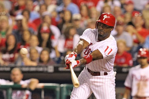 Philadelphia Phillies: Why It Was a Mistake to Treat Jimmy Rollins Like Jeter